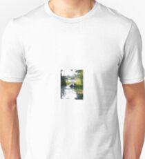 paddle boat Unisex T-Shirt