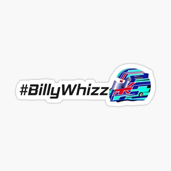 BillyWhizz Sticker