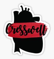 Thomas Cresswell - Stalking Jack the Ripper Sticker
