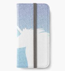 Amethyst unicorn iPhone Wallet/Case/Skin