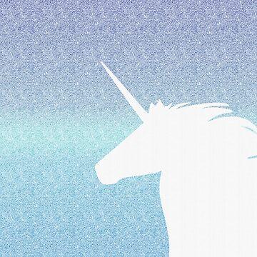 Amatista unicornio de peggieprints