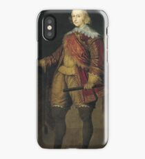 Anthony van Dyck - Portrait of Cardinal-Infante Don Fernando (1640s) iPhone Case/Skin