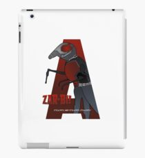 Ant-Man, Doctor Who Zarbi Edition iPad Case/Skin