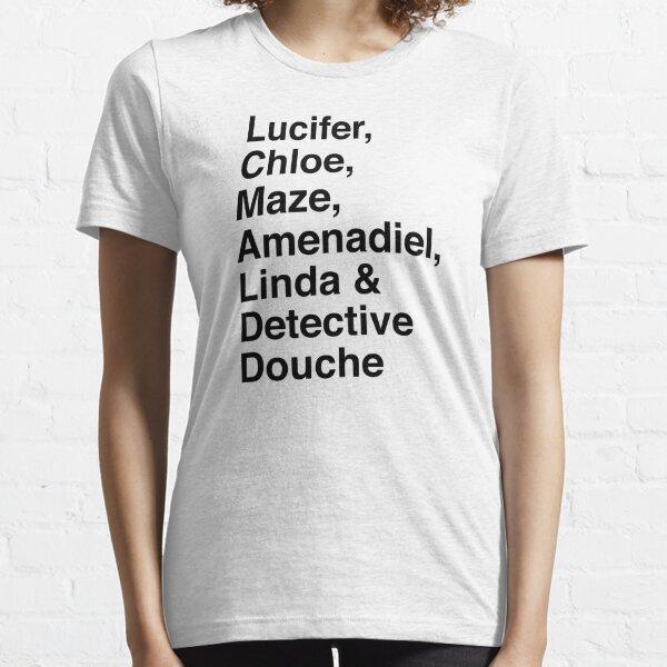 Lucifer Morningstar T-shirt essentiel