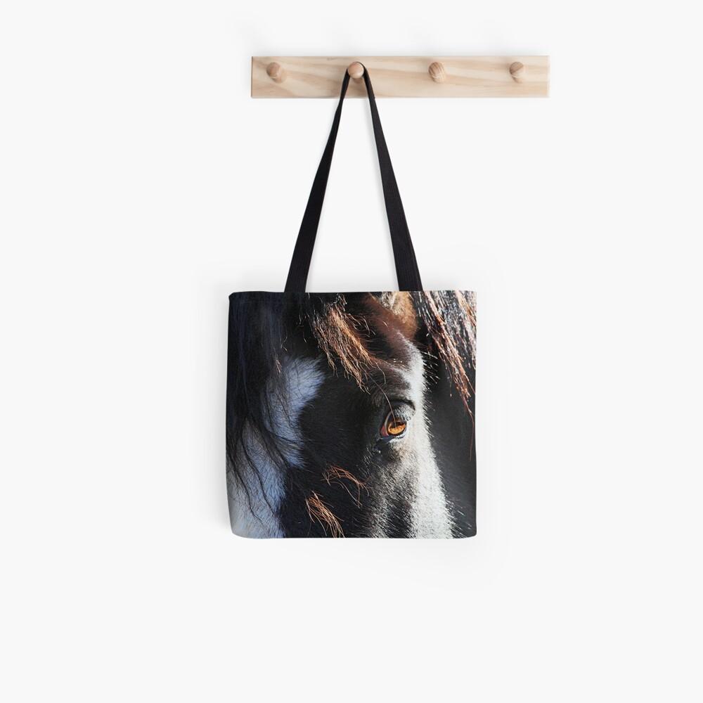 Comanche's Eyes Tote Bag