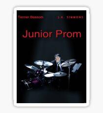 Junior Prom Sticker