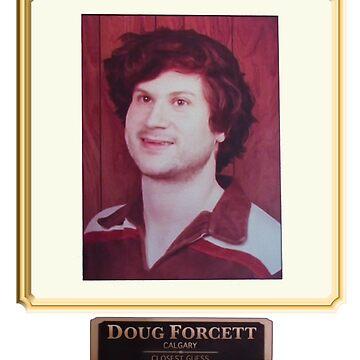 Doug Forcett is real #TheGoodPlace  by michaelroman