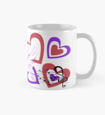 LRC Hearts and Doves - Art by Moises Suriel Mug