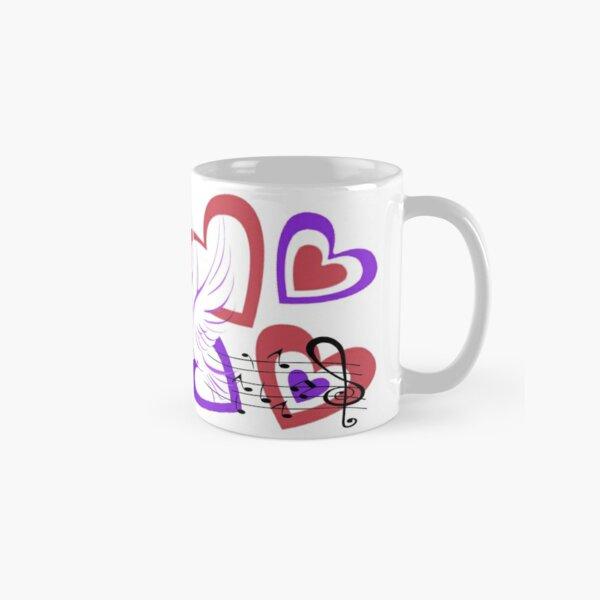 LRC Hearts and Doves - Art by Moises Suriel Classic Mug