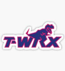 T-WRX Sticker