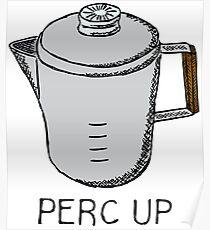 Percolator Drawing Posters