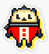 Teddie (Shadow) - Pixel Art Sticker