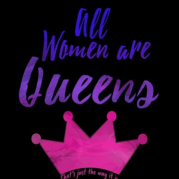 Yes, All Women by OutOftheInkwell