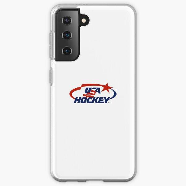 Logo de hockey américain Coque souple Samsung Galaxy