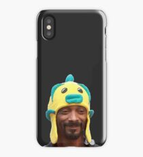 Snoop Doggy Dog Hat iPhone Case/Skin