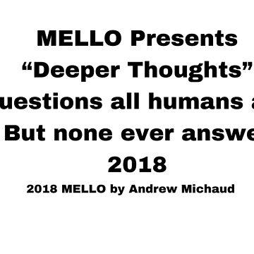 Deeper Thoughts by MellowZenji
