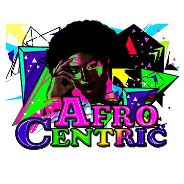 Afrocentric Modern Art by TK0920