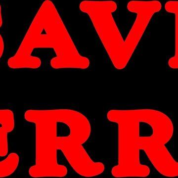 SAVE FERRIS Funny Geek Nerd by fikzuleh