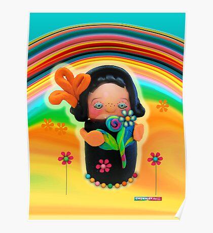 CHUNKIE Sunshine Poster