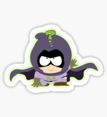 Mysterion Sticker