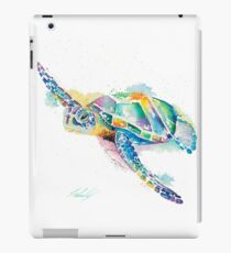 Vinilo o funda para iPad Ondulación del mar del arco iris Turutle