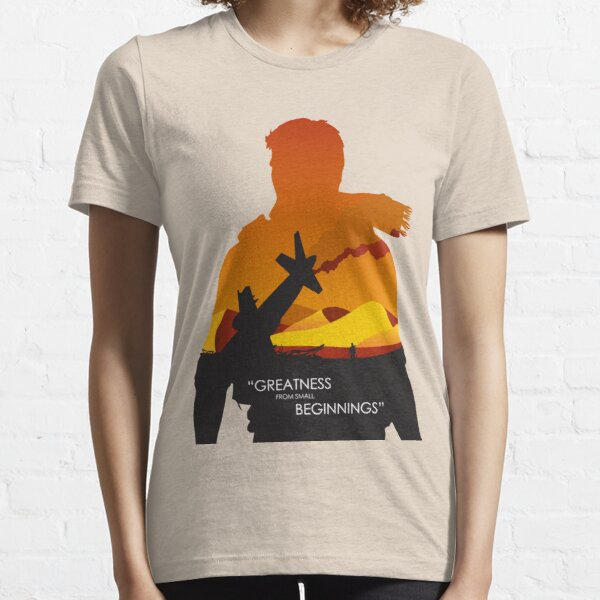 Greatness from small beginnings Essential T-Shirt