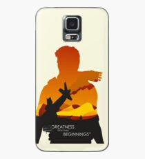 Greatness from small beginnings Case/Skin for Samsung Galaxy