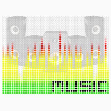 Music Equalizer by AlexFurious