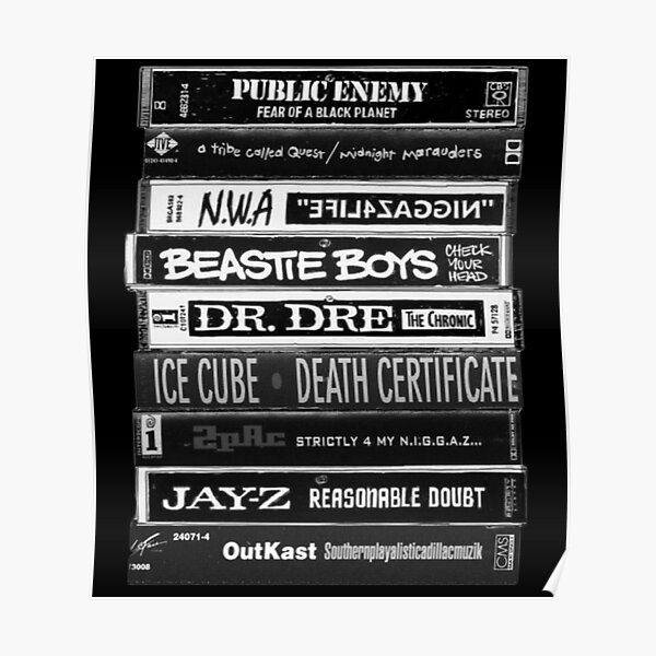 Hip Hop Posters Redbubble