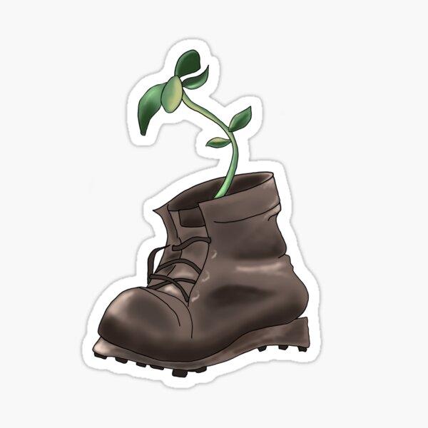 Living Evidence Boot Sticker