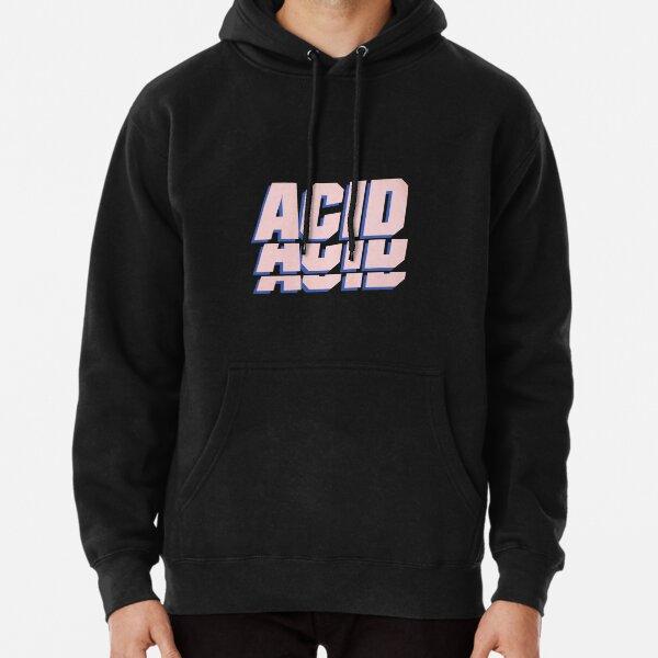 ACID T-SHIRT Pullover Hoodie