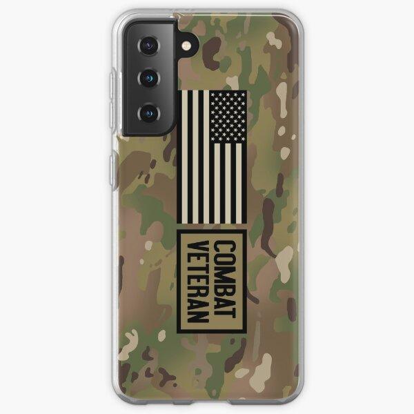 Military: Combat Veteran Samsung Galaxy Soft Case