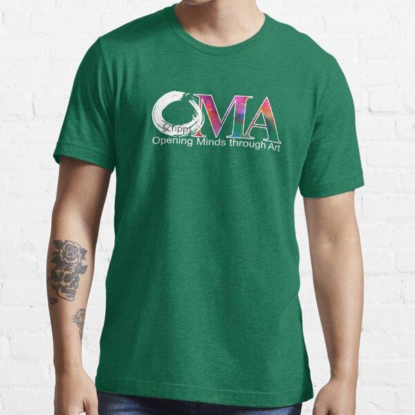 Green OMA Logo Essential T-Shirt