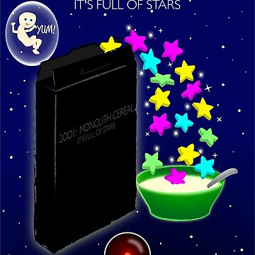 It's Full of Stars (and nutrition!) by TalkyTaco