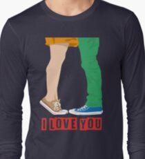 t-shirt for love girls friendships & gift for girlfriend Valentine's Day Long Sleeve T-Shirt