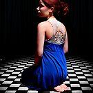 Checkered class by Hannah Elizabeth Wells