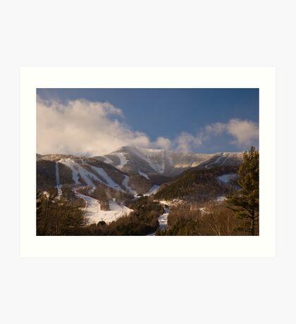 Whiteface Mountain Art Print