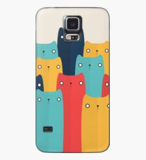 Cats Case/Skin for Samsung Galaxy