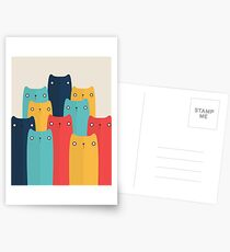 Cats Postcards