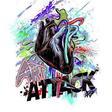 Art Attack 2 by artbyamw