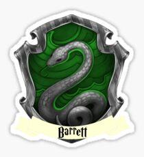 Snake - Barrett Sticker