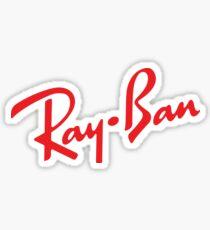 Ray Bans Sticker