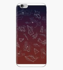 Night in the Woods Constellations iPhone Case