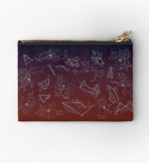 Night in the Woods Constellations Studio Pouch