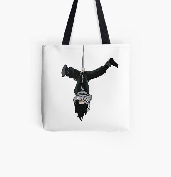 Dangling Aizawa All Over Print Tote Bag