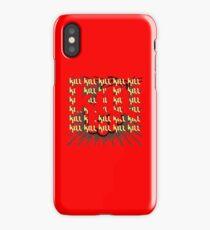 KILL KILL KILL KILL iPhone Case
