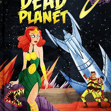 Libro en rústica The Game - Dead Planet by Fowers Games de goldsberryart