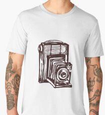 retro camera Men's Premium T-Shirt