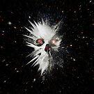 Big Bang Skull by Ali Gulec