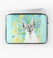HIppie Fox Laptop Sleeve